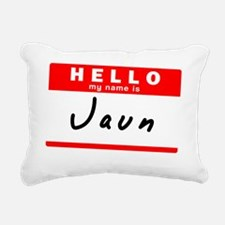 Jaun Rectangular Canvas Pillow