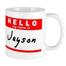Jayson Mug