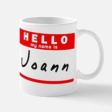 Joann Mug