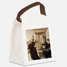 Captain's Daughter Canvas Lunch Bag