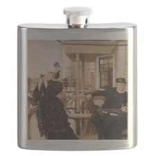 Captain's Daughter Flask