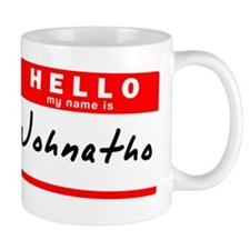 Johnathon Coffee Mug