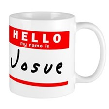 Josue Small Mug