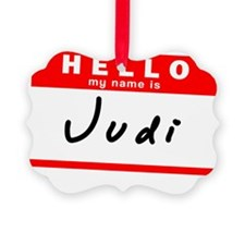 Judi Ornament