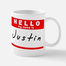 Justin Small Mugs