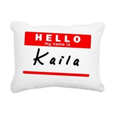 Kaila Rectangular Canvas Pillow