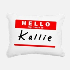 Kallie Rectangular Canvas Pillow
