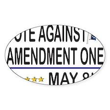 Vote Against Decal