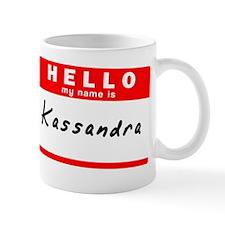 Kassandra Small Mug