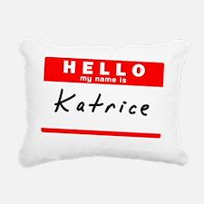 Katrice Rectangular Canvas Pillow