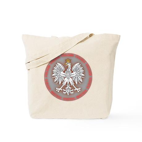 PolishWhite Eagle C Tote Bag
