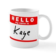 Kaye Mug
