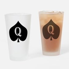 qos Drinking Glass