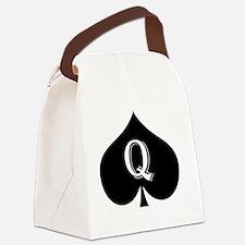 qos_pnt Canvas Lunch Bag