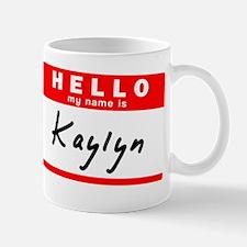Kaylyn Mug