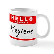 Kaylene Mug