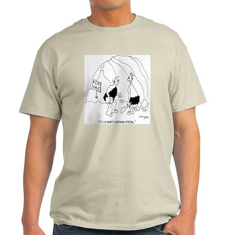 6127_real_estate_cartoon Light T-Shirt