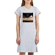 planetclaireT Women's Nightshirt