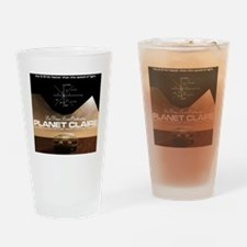 planetclaireT Drinking Glass