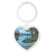 100_0561-001 Heart Keychain