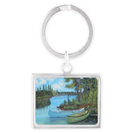 100_0561-001 Landscape Keychain