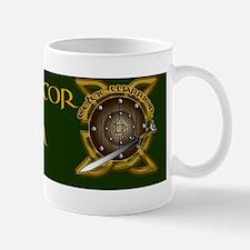 my-ancestor-was-a-celtic-warrior-bumper Mug