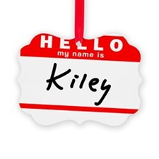 Kiley Picture Ornament