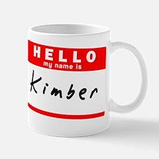 Kimber Mug