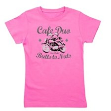 butts to nuts Girl's Tee