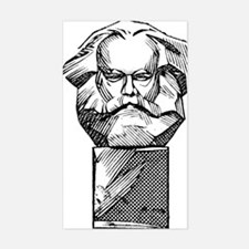 Karl Marx Decal