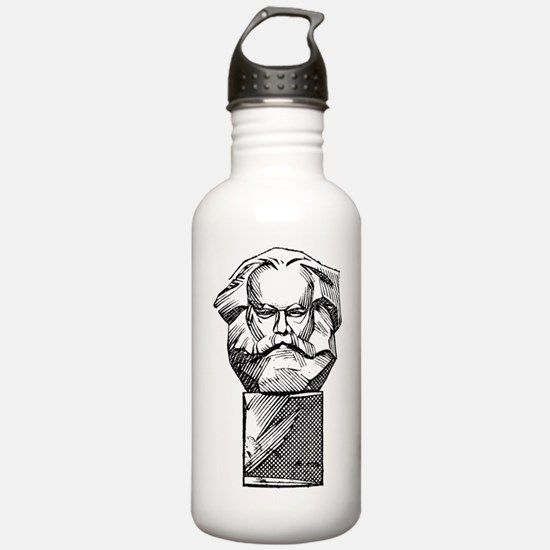 Karl Marx Water Bottle