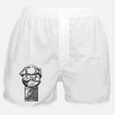 Karl Marx Boxer Shorts