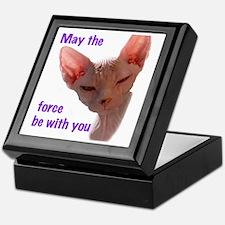 Nikita May the force be with you Keepsake Box
