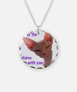 Nikita May the force be with Necklace