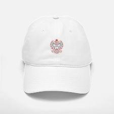 Polish White Eagle 2 Baseball Baseball Cap