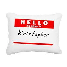 Kristopher Rectangular Canvas Pillow