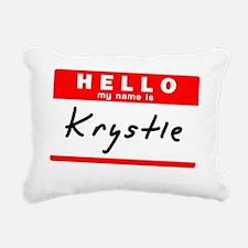 Krystle Rectangular Canvas Pillow
