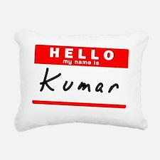 Kumar Rectangular Canvas Pillow