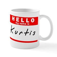 Kurtis Small Mug