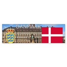 Denmark Bumper Sticker