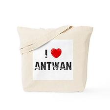 I * Antwan Tote Bag