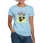 Plymouth Rock Rooster, Hen & Women's Light T-Shir