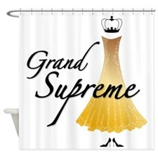 Grand Supreme Shower Curtain