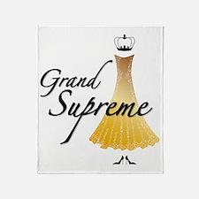 Grand Supreme Throw Blanket