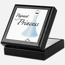 Pageant Princess Keepsake Box