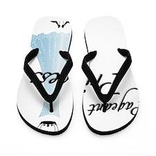 Pageant Princess Flip Flops