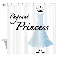 Pageant Princess Shower Curtain