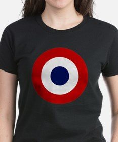 2000px-French-roundel Tee