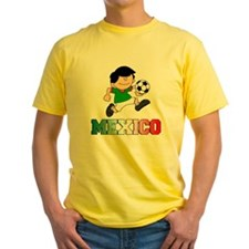 Mexican Soccer Football T