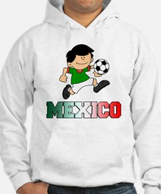 Mexican Soccer Football Hoodie